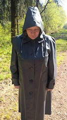 WP_20160429_10_21_08_Pro (Kleppergarry) Tags: vintage rubber latex raincoat klepper regenmantel kleppermantel gummimantel