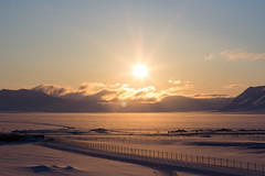 IMG_2013.jpg (Jake Vince) Tags: morning sea travelling ice norway sunrise early svalbard spitsbergen