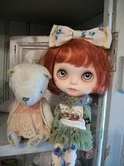 Noelle and Pistachio.....