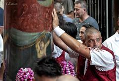 Sudore (Giacomo Pasca) Tags: man costume uomo sweat festa ceri tradizione sudore