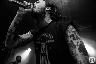 Cancer Bats // Shot by Jennifer McCord