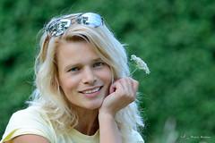 My girl (Peter Kostov) Tags: portrait woman girl nikon wife tamron жена българка