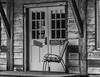 Annie's (alfredschrock) Tags: door art blackwhite rabun annies
