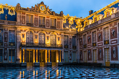 4Y1A6531 (Ninara) Tags: paris france castle palace versailles chateau louisxiv chateaudeversailles courdemarbre marblecourtyard