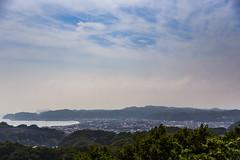 Kinuhari-yama (Propangas) Tags: travel sky cloud mountain japan forest hiking hill hike jp