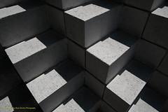 Cubes and Shadows (r_bowley) Tags: washingtondc dc washington districtofcolumbia shadows blocks cubes sculpturegarden nga nationalgalleryofart