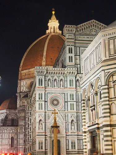 Duomo at night