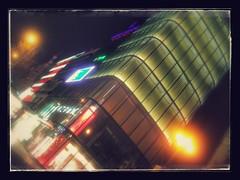 Night colors in Prague (AndreaGerak) Tags: light color building colors night prague praha multicolor