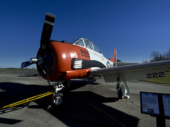 MAPS 11-20-2015 - T-28A Trojan 1 (David441491) Tags: plane airplane aircraft trojan trainer t28 mapsairmuseum