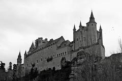 Castello (Franco Sarra) Tags: castle segovia alcazar castello architettura bastione alcazarsegovia francosarra