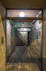 zapraszamy (PanMajster) Tags: pentax entrance sigma poland polska staircase entry k5 1835 silesia lsk klatka bytom devastated kamienica schodowa wejcie
