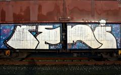 graffiti on freights (wojofoto) Tags: holland amsterdam graffiti nederland netherland freighttrain cargotrain rems freighttraingraffiti wolfgangjosten wojofoto