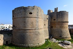 Otranto, Puglia  Italy, January 2016 567 (tango-) Tags: italien castle italia otranto castello italie apulia puglie
