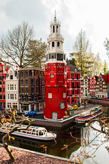Amsterdam in Legoland (svabodda) Tags: denmark toys lego puzzle danish billund legoland danimarka