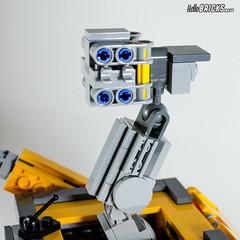 REVIEW LEGO 21303 WALL-E LEGO IDEAS 17 (hello_bricks) Tags: robot lego review pixar ideas revue walle 21303 legoideas hellobricks