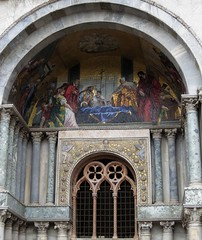 Basilica di San Marcos - Veneza - Itália (Luiz Carlos Targino Dantas) Tags: venice italy canon veneza arte igreja venezia fachada itália basilicadisanmarco s100 canons100 basílicadesãomarcos
