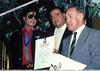 1986---guinness-book-of-world-records_6886503356_o (KingMichaelJackson) Tags: mj ceremony michaeljackson 1986 induction may6 guinnessworldrecord guinnessbookofworldrecords badera militaryjacket