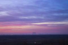 111DSC_6527 (Lorena Hoyos Fotografa) Tags: madrid skyline sunrise landscape paisaje amanecer