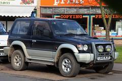 L645 MJB (Nivek.Old.Gold) Tags: 1993 turbo mitsubishi pajero intercooler swb 2800