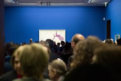 photoset: Albertina: Chagall bis Malewitsch. Die Russischen Avantgarden (26.2. - 26.6.2016, Pressekonferenz)