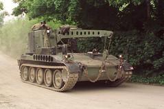 T.J. Neate Copyrighted Photograph (Neatescale) Tags: britisharmy recovery salisburyplain tanks reme arv spta m578 mlrsregtra