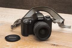 Nikon F65 (Arne Kuilman) Tags: slr lens nikon kitlens f65 analogue n65 thecamerasthathavepassedthroughmylife camerasthathavepassedthroughmylife