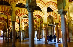 Mosque of Cordoba #Spain #IPhone6s #dailyshoot (Leshaines123) Tags: travel holiday colour church architecture contrast spain exposure catholic colours cathedral columns arches mosque cordoba moors andalusia rule facebook thirds twitter dazzlingshots vividandstriking leshainesimages iphone6s