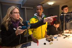 2016 NMH STEM Physics (nmhschool) Tags: winter unitedstates massachusetts science highschool physics nmh 2016 mounthermon northfieldmounthermon nmhschool 0classroom 201516