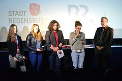 Die Jury der Jungen vergibt den Kurzfilmpreis der Stadt Regensburg