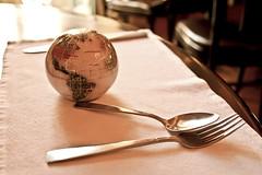comiendome al mundo (Momoztla) Tags: mexico mundo azulejos sanborns tenedor cuchara cdmx momoztla