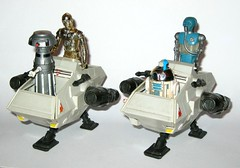 pdt-8 personnel deployment transport x 2 star wars the empire strikes back mini-rigs kenner 1981 with fx-7 1980 and c-3p0 1978 and r2-d2 sensorscope 1980 and 2-1b 1980 action figures (tjparkside) Tags: 2 cord star see back pod ramp action 5 five c transport jet entrance mini ramps medical v staff claw rig r2d2 empire figure cannon laser 1981 kenner 1978 wars too universe medic 1980 r2 figures strikes episode thruster droid complete deployment d2 loose c3po fx7 rigs cannons personnel periscope droids 1b 21b thrusters expanded threepio seethreepio 3po artoodetoo artoo detoo 3p0 tesb minirig sensorscope onebee tooonebee minirigs pdt8 vocabulator