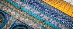 isr2_30 (L'esc Photography) Tags: israel jerusalem domeoftherock dome gilded templemount harameshsharif tiledfacade oldcityofjerusalem  harhabyit  mountofthehouse