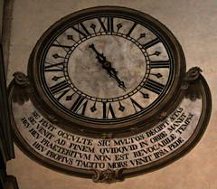 Orologio ad una lancetta (Alfredo Liverani) Tags: italien italy clock canon florence europa italia tuscany reloj firenze toscana orologio italie florenz toskana uhr relojes rellotge rellotges 40d canon40d firenze2016