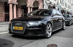 Netherlands - Audi RS4 Avant B8 (PrincepsLS) Tags: berlin netherlands dutch germany plate license audi avant spotting rs4 b8