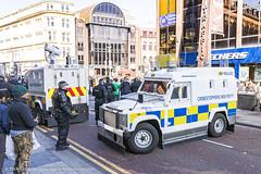 PSNI - Land Rover Pangolin - Tactical Support Group (Agent Tyler Durden) Tags: police landrover pangolin riotpolice tsg armouredcar alr psni armouredlandrover policeservicenorthernireland policelandrover psnilandrover landrovertangi tacticalsupportgroup landroverpangolin tacticalpolice