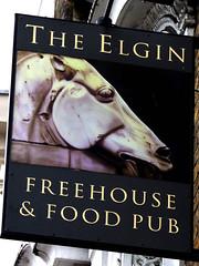 Elgin (Draopsnai) Tags: horse pub elgin nottinghill pubsign ladbrokegrove kensingtonandchelsea