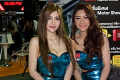 Beautiful, sexy presenters for 3M at the 37th Bangkok International Motorshow at IMPACT Challenger in Muang Thong Thani, Nonthaburi, Thailand (UweBKK ( 77 on )) Tags: auto show windows girls woman sexy cars beautiful beauty fashion thailand design hall women automobile asia dress bangkok films sony models style tint automotive exhibition event international thong impact motor southeast 37 alpha dslr thani 77 challenger slt 3m motorshow 37th presenters muang nonthaburi