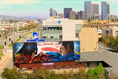BATMAN VS SUPERMAN (bkuz2013) Tags: graffiti billboard lts kog versuz billboardgraffiti bkuzphotography