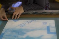 Zaloa Ipia (Haritz Petralanda) Tags: art arte report escultura eskultura apirila 2016 artea serigraphy serigrafa proceso zaloa metacrilato reportaje fabricacin visualartist artistavisual mproject bilbaoarte methacrylate coversaciones zaloaipia enebegirada haritzpetralanda