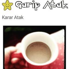 Yeni yaz Karar Atak http://www.garipatak.com/2016/03/karar-atak.html?m=1 Panik... (GaripAtak.com) Tags: voyage morning pink coffee writing blog blogger tgif atak kahve yeni gezi panik tatil pembe yazi kuzu garip uploaded:by=flickstagram instagram:photo=12138686811809156983028354264 garipatak