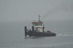Angus (jelpics) Tags: ocean sea boston port harbor boat ship angus massachusetts vessel tug bostonma barge tugboats bostonharbor