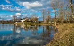lake Zajarki (063) (Vlado Ferenčić) Tags: clouds cloudy lakes croatia hrvatska nikkor173528 nikond600 zaprešić zajarki lakezajarki