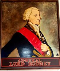 Admiral Lord Rodney - Colne, Lancashire. (garstonian11) Tags: pub lancashire camra pubsigns colne gbg2016