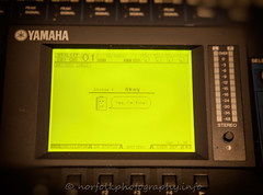 Day 106: Yamaha 0v1/96 (Howie1967) Tags: digital studio tech desk board production mixing audio