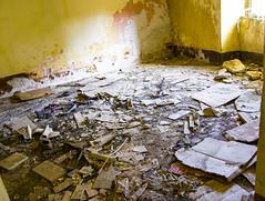 Poggioreale 15 (VincenzoGuasta) Tags: town earthquake ruins ghost fantasma rubble citt rovine terremoto poggioreale
