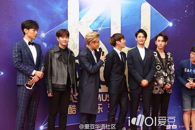 160329 SHINee @ 2016 KU Asia Music Awards' 25920717240_17ba6cf239_z