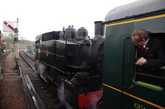 IMGP9913 (Steve Guess) Tags: uk england usa train kent tank railway loco steam gb locomotive bodiam eastsussex tenterden 30065 060t