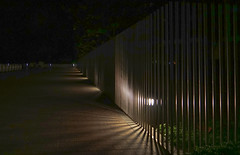 Walls (Eracross) Tags: light wall night photography singapore slow sony slowshutter shutter harbourfront a77ii