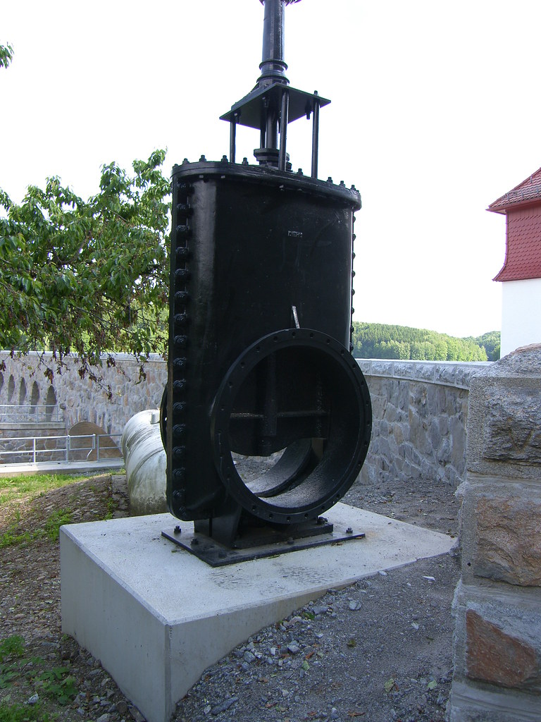 Sympathisch Sachsendamm 20 Das Beste Von Trinkwassertalsperre Klingenberg (seesturm) Tags: Wasser Dam Saxony