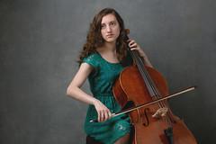 Daniella (Brennan Anderson) Tags: musician music chicago canon studio cello studiolighting octa elinchrom 85l octabox onelightportrait 5d3 largeocta oliphantbackdrops oliphantstudio